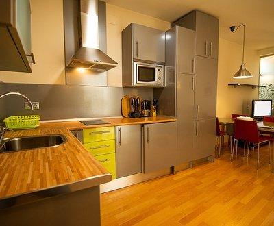 Cocina Apartamentos Dream Suites & Apartments Almería Centro