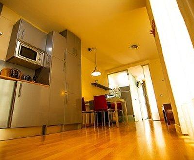 Cocina Ap2 Apartamentos Dream Suites & Apartments Almería Centro